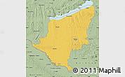 Savanna Style Map of Somogy