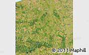 Satellite Map of Tolna