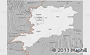 Gray 3D Map of Vas
