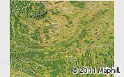 Satellite 3D Map of Vas