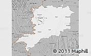 Gray Map of Vas