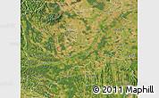 Satellite Map of Vas
