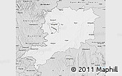 Silver Style Map of Vas