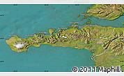 Satellite Map of Snafellsnes- og Hnappadals