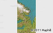 Satellite Map of Stranda
