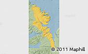 Savanna Style Map of Stranda