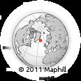 Outline Map of Stranda