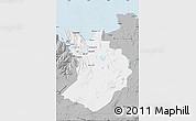 Gray Map of Sudur-Tingeyjarsýsla