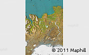 Satellite Map of Sudur-Tingeyjarsýsla
