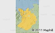 Savanna Style Map of Sudur-Tingeyjarsýsla