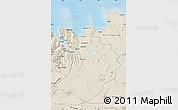 Shaded Relief Map of Sudur-Tingeyjarsýsla