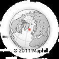 Outline Map of Sudur-Tingeyjarsýsla