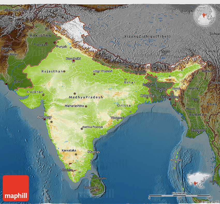 Physical 3d map of india darken gumiabroncs Images