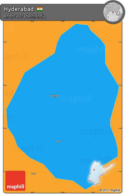 Free Political Simple Map of Hyderabad on madras india map, andhra pradesh map, bengalor india map, new delhi, jaipur india map, dhaka india map, kabul india map, nagpur india map, madurai india map, karimnagar india map, andhra pradesh, taj mahal india map, lucknow india map, godavari river map, ahmedabad india map, kanpur india map, tamil nadu, surat india map, kolkata india map, varanasi india map, agra india map, bangalore india map, pune india map,