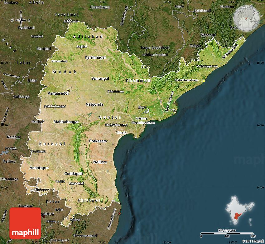 Maps 2019 satellite