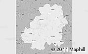 Gray Map of Nizamabad