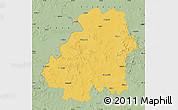 Savanna Style Map of Nizamabad