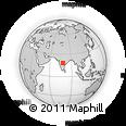 Outline Map of Nizamabad