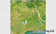 Satellite 3D Map of West Godavari