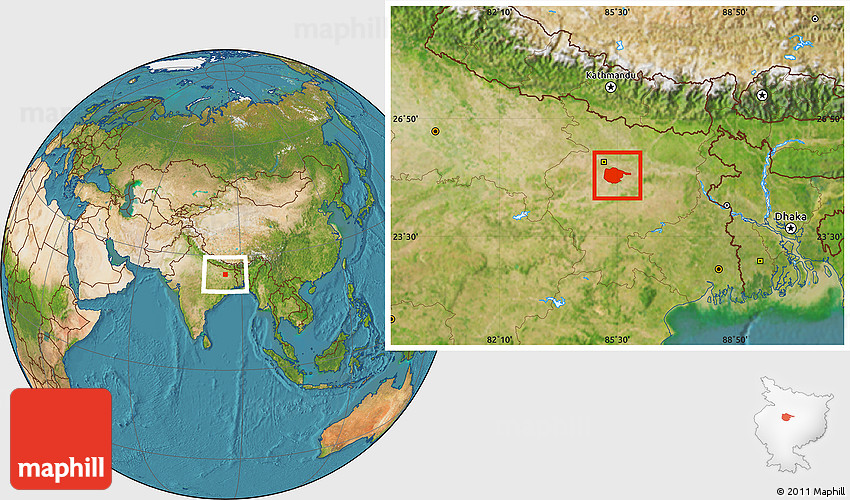 Satellite location map of nalanda gumiabroncs Image collections