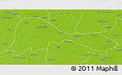 Physical 3D Map of Patna