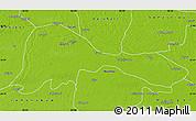 Physical Map of Patna