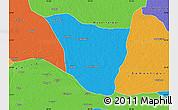 Political Map of Vaishali