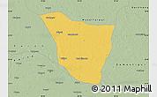 Savanna Style Map of Vaishali