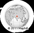 Outline Map of Yamunanagar