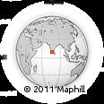 Outline Map of Ernakulam