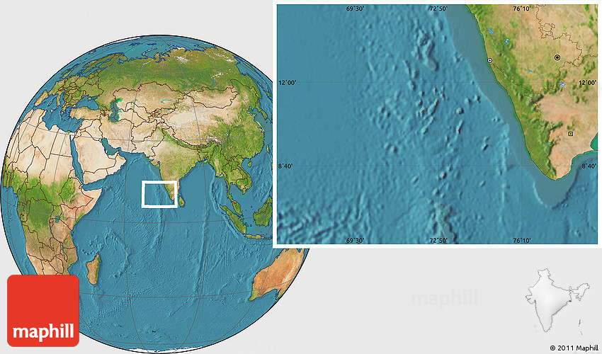 Satellite location map of lakshadweep gumiabroncs Image collections