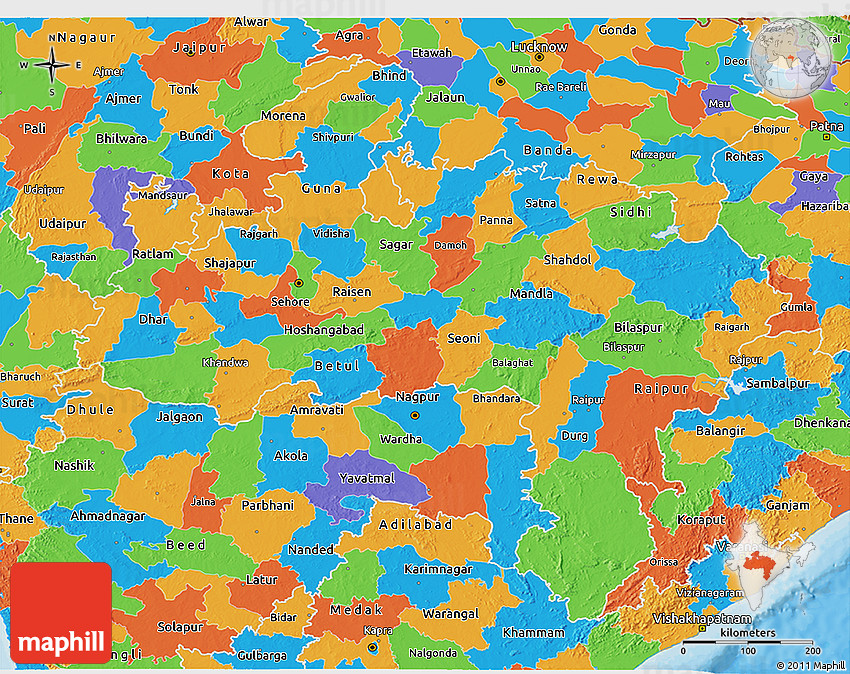 Related Pictures map of north east india