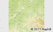 Physical Map of Jabalpur