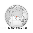 Outline Map of Raj Nandgaon
