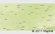 Physical Panoramic Map of Vidisha