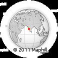 Outline Map of Sindhudurg