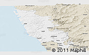 Classic Style Panoramic Map of Sindhudurg