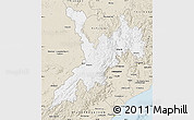 Classic Style Map of Koraput