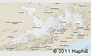 Classic Style Panoramic Map of Koraput