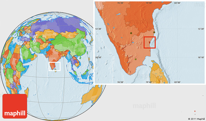Political Location Map of Pondicherry on sagar india map, kolkota india map, madurai india map, khammam india map, wonderla kochi map, bikaner india map, karimnagar india map, karnataka india map, chengam india map, uttaranchal india map, balasore india map, neemrana india map, sindh india map, mahabalipuram india map, dadri india map, meerut india map, alwar india map, leh ladakh indian on map, aizawl india map, uttarkashi india map,
