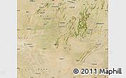 Satellite Map of Jaipur