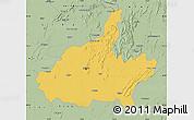 Savanna Style Map of Jaipur