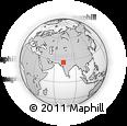 Outline Map of Jodhpur