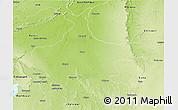 Physical 3D Map of Kota