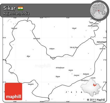 sikar google maps