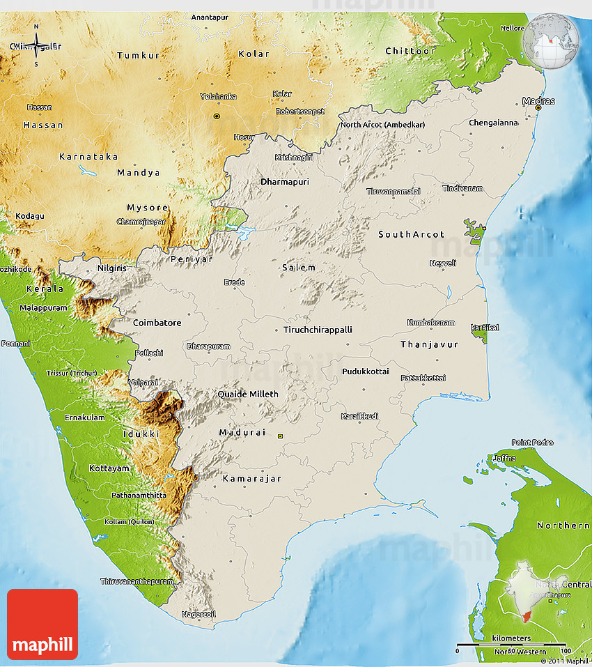 Tamilnadu maps here are some maps for school students to use image result for tamilnadu mountains map gumiabroncs Image collections