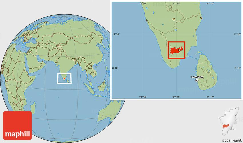 Savanna Style Location Map of Madurai on uttaranchal india map, khammam india map, kolkota india map, char dham india map, andaman and nicobar islands india map, karimnagar india map, pondicherry india map, jamshedpur india map, nabha india map, vellore india map, sagar india map, neemrana india map, chennai india map, kanpur india map, balasore india map, kanker india map, hyderabad india map, bikaner india map, ludhiana india map, kanchi india map,