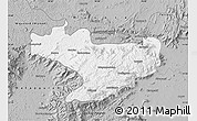 Gray Map of Nilgiris