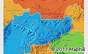 Political Map of Nilgiris
