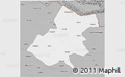 Gray 3D Map of Gonda